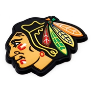 Магнит NHL Chicago Black Hawks 56001