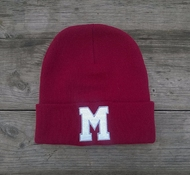 Шапка MONTREAL MAROONS Mitchell & Ness Team Talk Cuff Knit