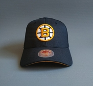 Бейсболка Boston Bruins Stretch Wool Fitted