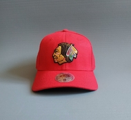 Бейсболка Chicago Blackhawks Stretch Wool Fitted
