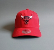 Бейсболка Chicago Bulls Stretch Wool Fitted