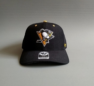 Бейсболка Pittsburgh Penguins AUDIBLE MVP DP 47 Brand NHL