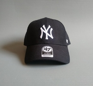 Бейсболка New York Yankees MVP  47 Brand MLB Black/White
